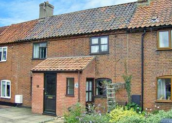 Thumbnail 1 bedroom cottage to rent in High Bungay Road, Loddon