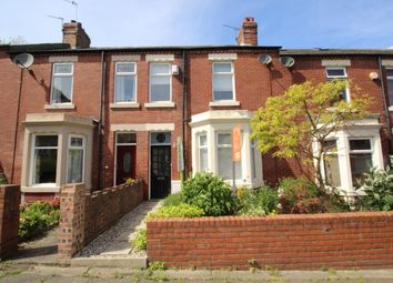 Thumbnail 3 bed terraced house to rent in Princes Gardens, Monkseaton, Whitley Bay