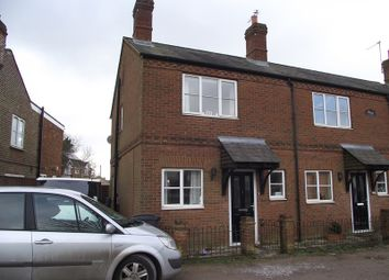 Thumbnail 2 bed end terrace house for sale in The Common, Stokenchurch, High Wycombe