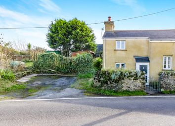 Thumbnail 2 bedroom cottage for sale in Staddiscombe Road, Staddiscombe, Plymouth