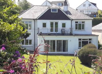 Thumbnail 4 bed detached house for sale in Wembury Road, Wembury, Plymouth