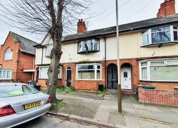 4 bed terraced house for sale in Fosse Road South, Leicester LE3