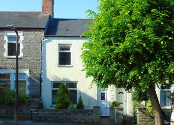 Thumbnail 3 bedroom cottage for sale in Plassey Street, Penarth