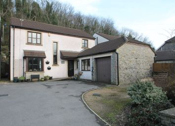 Thumbnail 4 bedroom detached house for sale in Gurney Slade - Convenient For Wells, Bath, Bristol, Frome And Shepton Mallet