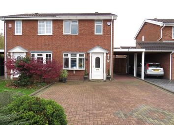 Thumbnail 2 bed property to rent in Bradewell Road, Castle Bromwich, Birmingham