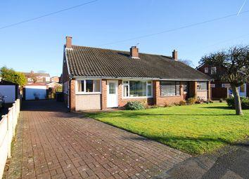 Thumbnail 3 bed semi-detached bungalow for sale in Lingwood Road, Great Sankey, Warrington