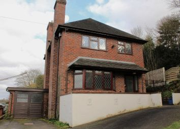 Thumbnail 3 bedroom detached house for sale in Spencer Avenue, Bewdley
