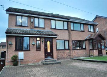 Thumbnail 4 bed semi-detached house for sale in Set Street, Stalybridge