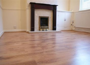 Thumbnail 2 bed terraced house to rent in Oxford Road, Maybank, Newcastle-Under-Lyme