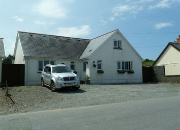 Thumbnail 5 bed detached bungalow for sale in Maes Yr Haf, Tegryn, Llanfyrnach, Pembrokeshire
