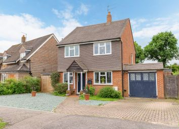 Thumbnail 3 bed detached house for sale in Lagham Park, South Godstone, Surrey