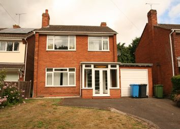 Thumbnail 3 bed detached house for sale in Ebstree Road, Seisdon, Wolverhampton