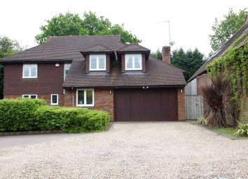 Thumbnail 4 bed property for sale in Springfield, Lightwater, Surrey