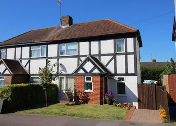 Thumbnail 3 bed semi-detached house for sale in Haig Road, Aldershot