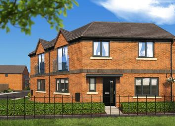 "Thumbnail 3 bed property for sale in ""The Moulton At Woodford Grange"" at Woodford Lane West, Winsford"