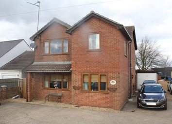 Thumbnail 4 bedroom detached house for sale in Church House, Main Road, Thorney Toll, Wisbech