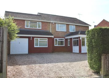 Thumbnail 5 bed detached house for sale in Linnell Road, Rugby
