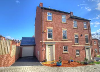 4 bed semi-detached house for sale in Weaving Gardens, Nottingham NG5