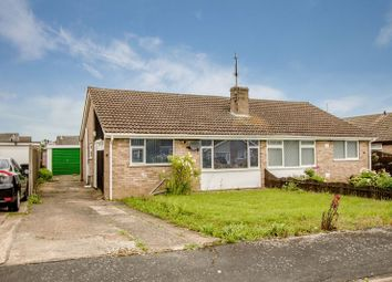Thumbnail 2 bed bungalow for sale in Mill View, Sawtry, Huntingdon, Cambridgeshire.