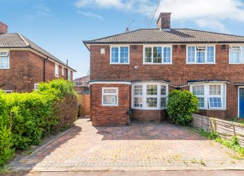 Thumbnail 3 bed semi-detached house for sale in Langbrook Road, London
