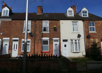 Thumbnail 2 bed terraced house to rent in Waterworks Street, Gainsborough