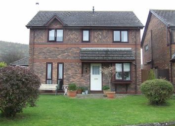 Thumbnail 4 bedroom detached house for sale in Glan Y Lli, Penclawdd, Swansea