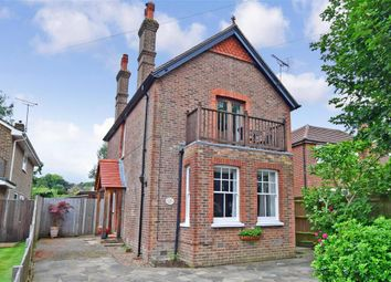 Thumbnail 3 bedroom detached house for sale in Beeches Road, Crowborough, East Sussex