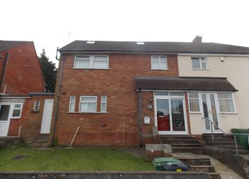 Thumbnail 5 bed semi-detached house to rent in Heol Y Castell, Caerau, Cardiff.