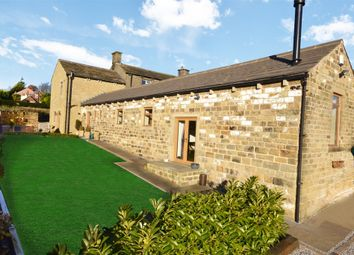 Thumbnail 3 bed cottage for sale in Off Barnsley Road, Upper Cumberworth, Huddersfield, West Yorkshire