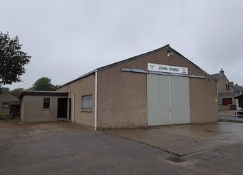 Thumbnail Light industrial to let in Church Terrace, Inverurie