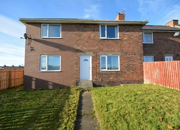 Thumbnail 3 bed end terrace house for sale in West End Villas, Crook