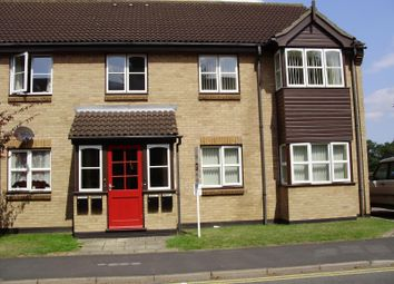 Thumbnail 2 bed flat for sale in The Paddocks, Norwich