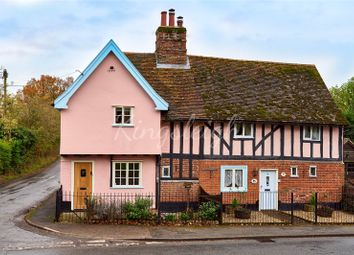 Thumbnail 2 bed semi-detached house for sale in The Street, Capel St. Mary, Ipswich, Suffolk