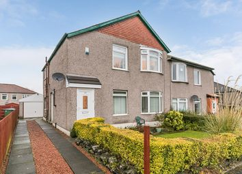 Thumbnail 3 bed flat for sale in Kingsacre Road, Rutherglen, Glasgow