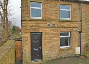 Thumbnail 1 bed end terrace house to rent in Wakefield Road, Grange Moor, Wakefield