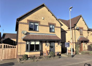 Thumbnail 4 bedroom detached house for sale in St.Julien Close, Duston, Northampton, Northamptonshire