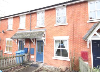 Thumbnail 2 bed terraced house to rent in Mitre Way, Ipswich