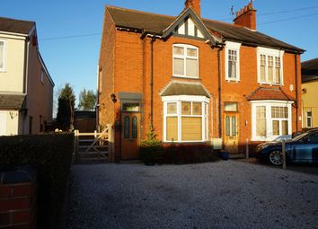 Thumbnail 3 bed semi-detached house to rent in Humberstone Lane, Thurmaston, Leicester
