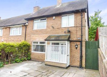 Thumbnail 3 bed semi-detached house for sale in Schofield Road, Kingshurst, Birmingham