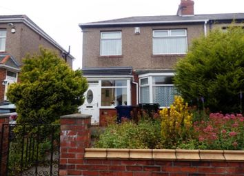 Thumbnail 3 bed semi-detached house for sale in Milvain Avenue, Fenham, Newcastle Upon Tyne