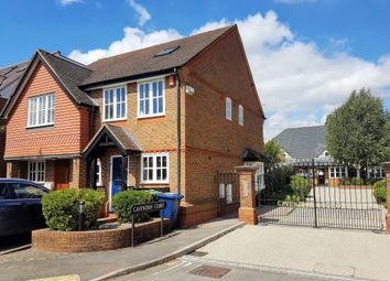Thumbnail 3 bedroom semi-detached house for sale in Summertown, North Oxford, Oxfordshire