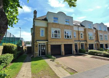 Thumbnail 4 bed town house to rent in Meadowbank Close, Osterley, Isleworth