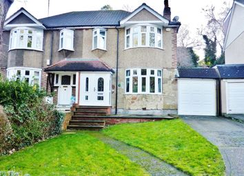 Thumbnail 3 bed semi-detached house for sale in New Road, Abbey Wood, London