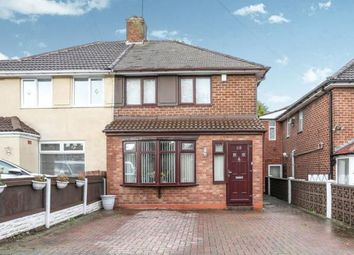 Thumbnail 2 bed semi-detached house for sale in Gillscroft Road, Birmingham, West Midlands