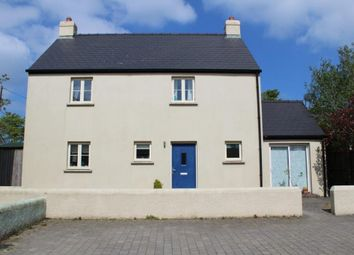 Thumbnail 3 bed detached house for sale in Rosehill Court, Portfield Gate, Haverfordwest