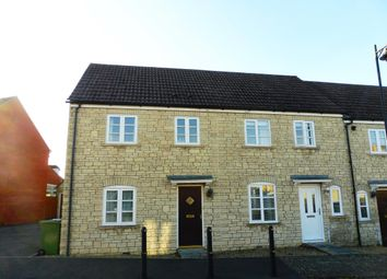 Thumbnail 3 bed property to rent in Honeysuckle Close, Calne
