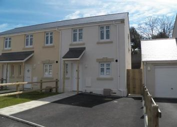 Thumbnail 2 bed end terrace house for sale in Pond Bridge, Moors Road, Haverfordwest, Pembrokeshire