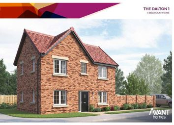 Thumbnail 3 bed detached house for sale in Portlands, Skinner Street, Creswell, Worksop