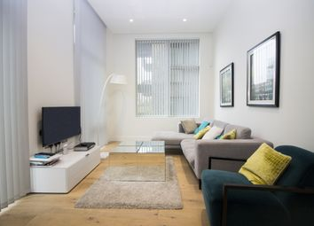 Thumbnail 2 bed flat to rent in West Row, London