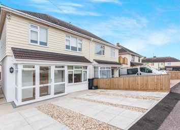 Thumbnail 3 bed semi-detached house for sale in Seaton, Devon
